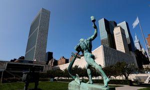 """Jungtinėse Tautose perspėjimai dėl naujo """"šaltojo karo"""" grėsmės"""