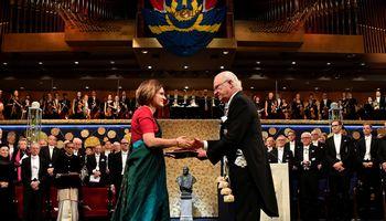 Nobelio premijų teikimo ceremoniją pakeis televizinis renginys
