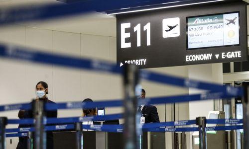 Įvertino, kaip su COVID-19 tvarkosi oro uostai: saugiausia Romoje