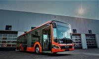 Vilniuje ir Kaune – nauji, mažiau taršūs autobusai