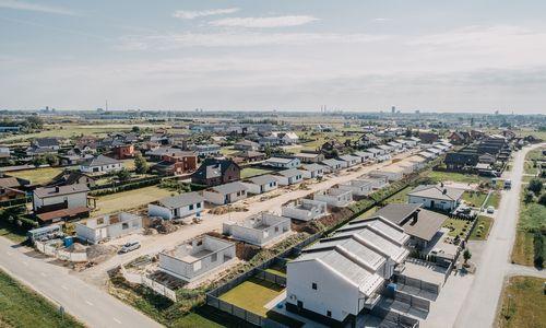 Į 56 namų kvartalą Klaipėdos rajone investuoja 3,8 mln. Eur