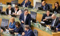 Seimas nepritarė paprastesniam sąskaitų atidarymui trečiųjų šalių įmonėms