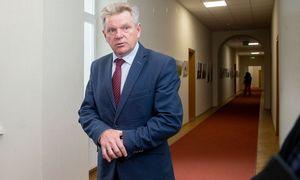J. Narkevičius: su Ukraina ir Lenkija tariamasi dėl alternatyvių kelių vežėjams
