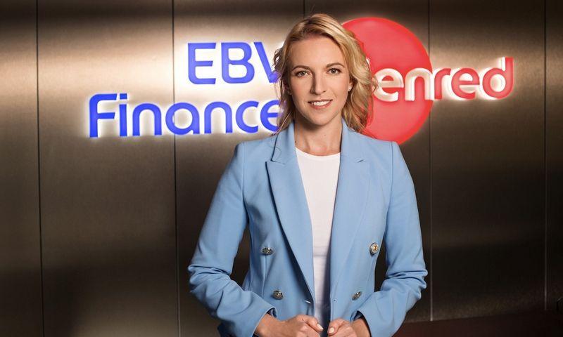 """""""EBV Finance"""" vykdančioji vadovė Loreta Grekauskienė. Įmonės nuotr."""