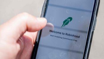 """Robinhood"" vertas 11,7 mlrd. USD"