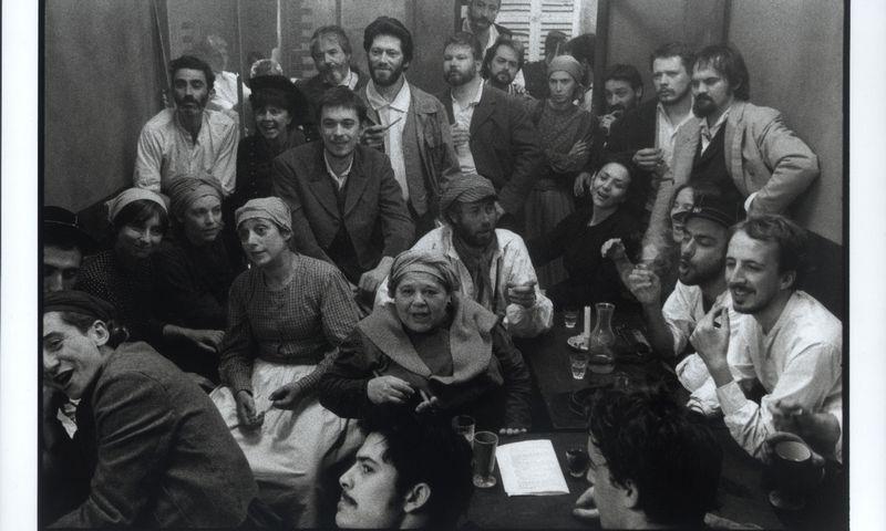 """""""Komuna (Paryžius, 1871)"""", Vilniaus dokumentinių filmų festivalis.  Corinna Paltrinieri / VDFF nuotr."""