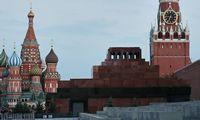 Maskvos kerštas: plečia ES pareigūnų, kuriems draudžiama atvykti į Rusiją, sąrašą
