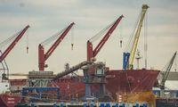 Derliaus metas palaiko Klaipėdos uosto apyvartą