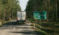 Lietuvosir Lenkijos ministrai sutarė gerintipasienio kelius