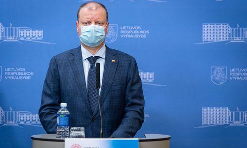 Vakcina Lietuva apsirūpins per EK bendrųjų pirkimų mechanizmą
