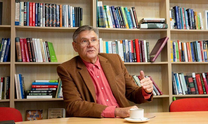Vidmantas Martikonis, verslininkas, investuotojas. Juditos Grigelytės (VŽ) nuotr.
