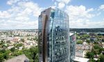 """""""Eastnine"""" Vilniuje norėtų statyti medinį biurų pastatą"""
