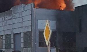 Teismui perduodama Alytaus gaisro byla, gaisro priežastis lieka neaiški