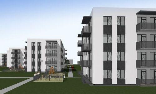 Pagiriuose šalia Vilniaus planuoja 132 butus