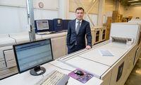 """""""Fitek"""" valdanti Belgijos grupė debiutuoja akcijų biržoje"""