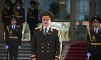JAV ir ES atsisako pripažinti A. Lukašenką Baltarusijos prezidentu