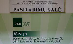 VMI ragina nuo pandemijos atsigavusį verslą vėl pradėti mokėti mokesčius