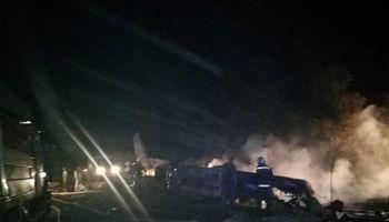 Ukrainoje sudužus kariniam lėktuvui žuvo 22 žmonės