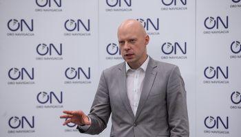 """""""Oro navigacija"""" ieško būdų kompensuoti numatomą 10 mln. Eur nuostolį"""