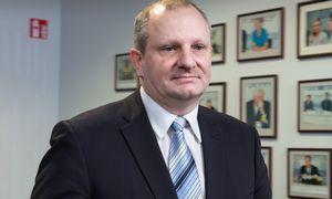 Teisėsauga tiria K. Komskio įmonės veiklą Lentvario dvare