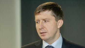 Ignalinos AE valdybos pirmininkas – D. Jasinskis