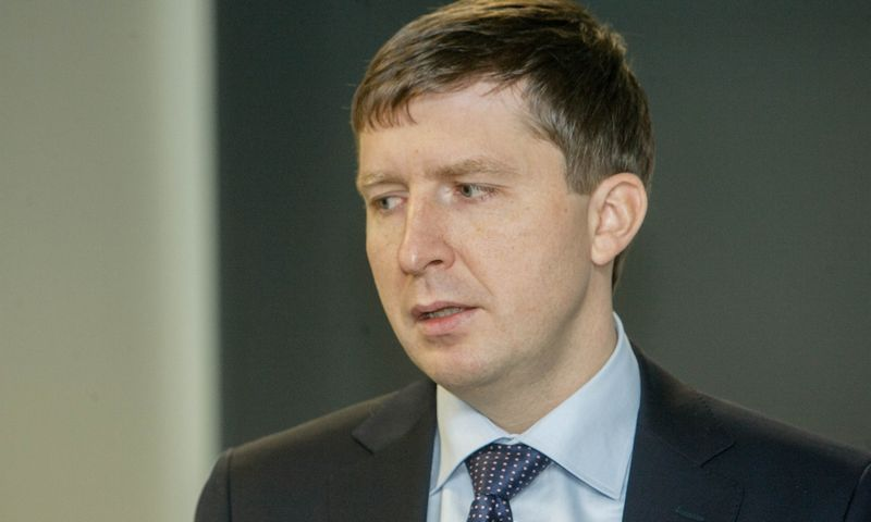 Darius Jasinskis. Vladimiro Ivanovo (VŽ) nuotr.
