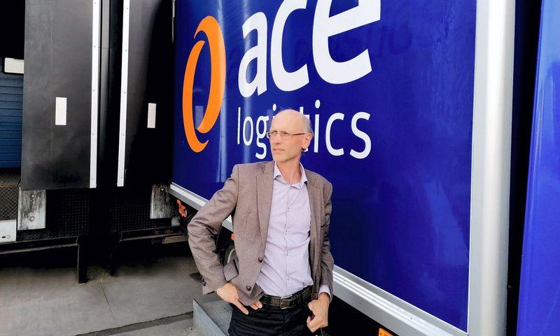 """Ignas Puluikis, UAB """"ACE Logistics"""" direktorius: """"B2C paslaugos geografija plati, o didžiausi srautai juda į Vokietiją, Prancūziją, Olandiją, nors vis dažniau krovinius privatiems asmenims reikia pristatyti ir į kitas šalis, pavyzdžiui, Kroatiją, Šveicariją."""""""