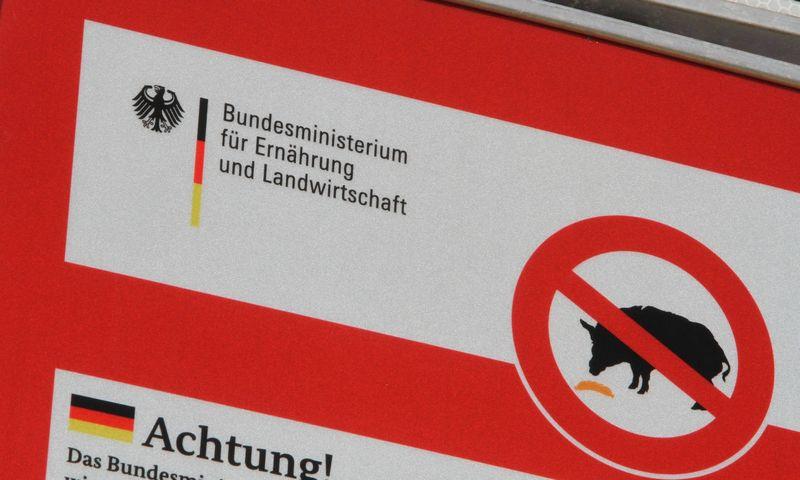 "Vokietiją AKM pasiekė rugsėjo 11 d. Norberto Fellechnerio  (""Imago Images"" / ""Scanpix"") nuotr."