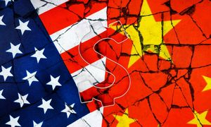 JAV kompanijos apskundė teismui D. Trumpo muitus Kinijos prekėms