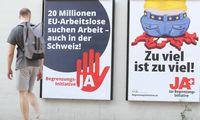 Šveicarija renkasi liktiŠengeno zonoje