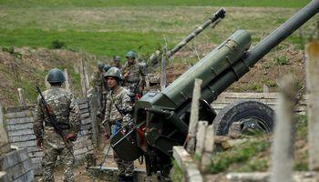 Pasaulis sunerimęs dėl įsiplieskusiųkaro veiksmų tarp Armėnijos ir Azerbaidžano