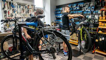 Ruošti dviračių žiemą raginti jau nebereikės