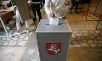 Balsuoti iš anksto Vilniuje ir Kaune bus galima ne vienoje vietoje