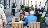 Rugpjūtį kavinių ir restoranų apyvarta traukėsi 9%