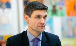 S. Krėpšta: Lietuva ir Prancūzija gali labiau stiprinti verslo ryšius