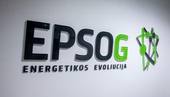 """Epso-G"" šiemet negrąžins beveik 160 mln. Eur skolos ""Ignitis grupei"""