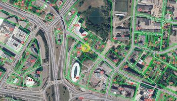 """Šalia """"k29"""" Vilniuje iškils naujas komercinis pastatas"""