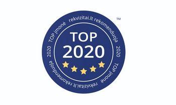 """Karantinas nestabdė apsukų: portalo Rekvizitai.lt """"TOP Įmonės"""" 2020 arčiau vartotojo"""