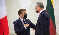 G. Nausėda: kuriant strateginį dialogą su Rusija reikia pasiruošti nusivylimams