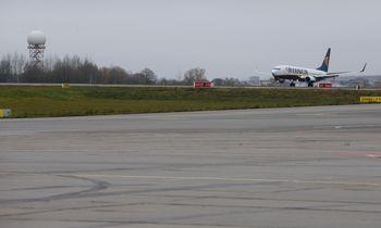 Kauno oro uostas nori įsirengti saulės jėgainę