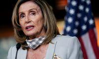 JAV demokratai Kongrese pristatė 2,2 trln. USD ekonomikos skatinimo paketą