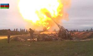 Nepaisant raginimų nutraukti ugnį, Kalnų Karabache auga žuvusiųjų skaičius