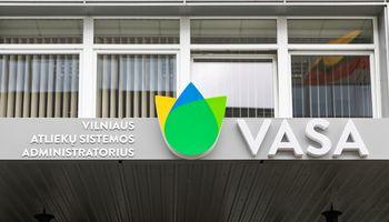 Vilniaus miesto savivaldybė skelbia naują konkursą VASA vadovo pareigoms užimti