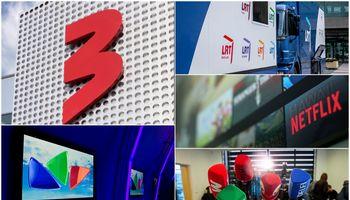 TV rinka: į konkurencinę kovą dėl lyderio pozicijų įsitraukė ir LRT