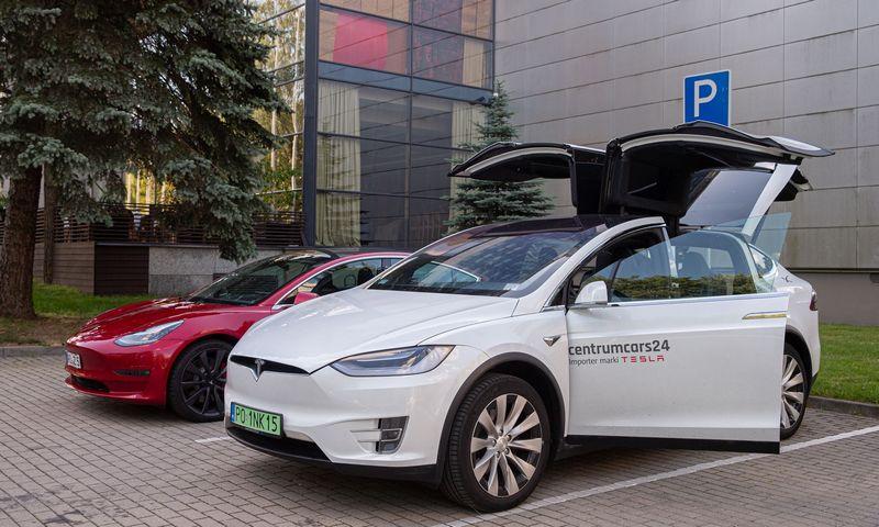 """""""Centrumcars24"""" pasirinkti partneriai skelbia pradedantys darbą Lietuvoje. Juditos Grigelytės (VŽ) nuotr."""