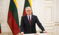 Baltarusijos klausimas turi būti EVT susitikime, tikisi G. Nausėda