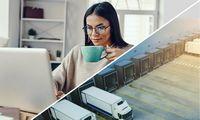 Logistika – sudėtinga? Nebe, atėjo laikas modernizuoti ir logistikos sektorių.