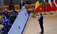 """E. Macronas: ES solidarumas su Graikija ir Kipru yra """"nediskutuotinas"""""""
