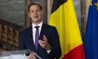 Belgijoje po 16 mėnesių aklavietės suformuota vyriausybė