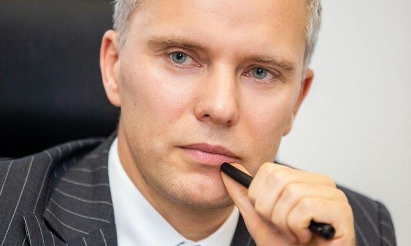 """Martynas Pargaliauskas, """"Montuotojo"""" vadovas. Bendrovės nuotr."""